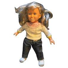 Full House Michelle 1991 Meritus Talking Doll Olsen Twins Original Clothes