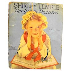 Shirley Temple Her Life in Pictures Authorized Edition Damaged Spine 1774 1938