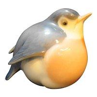 Royal Copenhagen Fat Robin Figurine 2266