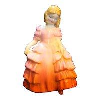 """Royal Doulton Rose Figurine HN1368 4 3/4"""" Vintage"""