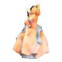 "Royal Doulton Maytime HN 2113 1952 7"" Figurine"