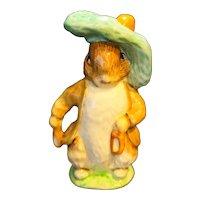 F Warne Beswick Beatrix Potter Benjamin Bunny c. 1948 BP3b
