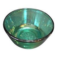 Anchor Hocking Mix Measure Spruce Green 1.5 Quart Mixing Bowl