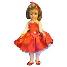 "Ideal Doll Harriet Hubbard Ayers Toni Honey Blond Hair P-91 16"" Vinyl Head Hard Plastic Body"