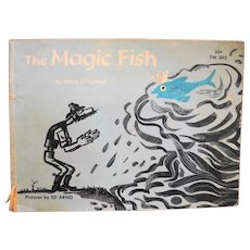 The Magic Fish by Freya Littledale Paperback 1967