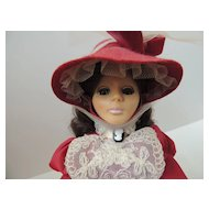 Effanbee Doll Currier And Ives Series