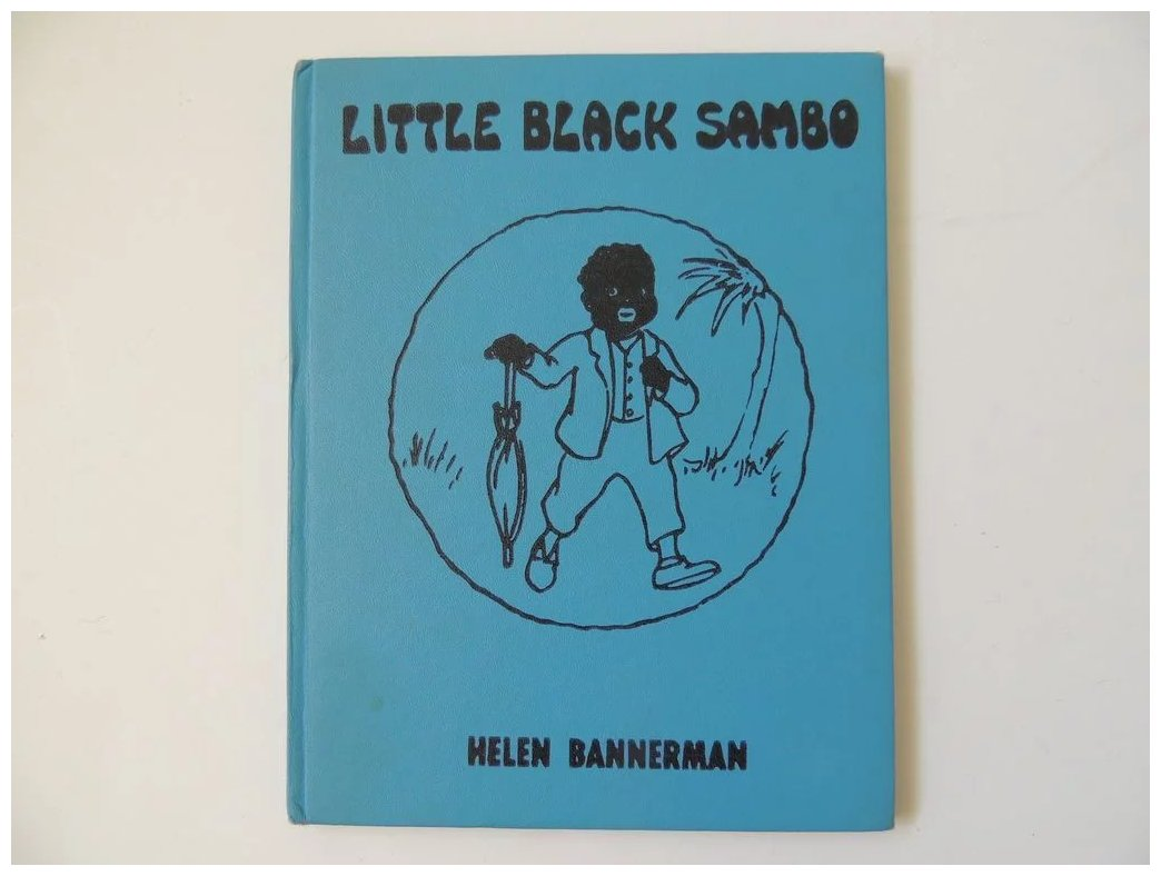 the little black sambo by helen bannerman essay Information on buying and collecting the story of little black sambo by  bannerman, helen with a guide to first edition identification, points of issue and  price.