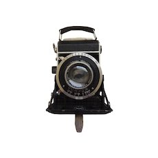 Vintage Camera Franka Werke Germany