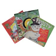 1950s Peter Pan Children's Christmas Records