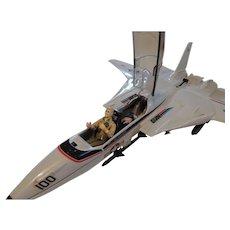 G I Joe Sky Striker Plane