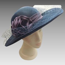 Michael Howard Wool Hat Miss Bierner