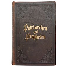 Seventh Day Adventist Patriarch and Prophet German Version