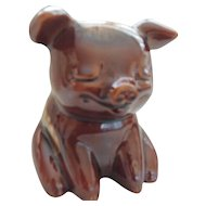 Hull Pottery Pig Bank