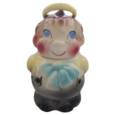 DeForest Holy Devil Halo Boy Cookie Jar