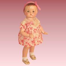"""All Original 19"""" Effanbee Patsy Ann Doll c1929"""