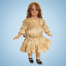 """23"""" Simon & Halbig Doll- M#1078 - On French Walker Body with Key!"""