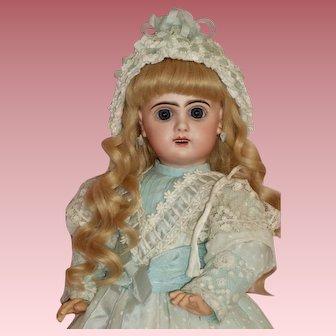 So sweet, Size 7 Open Mouth Tete Jumeau Doll