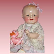 "Sweet 18"" Baby Dimples Doll by Horsman"