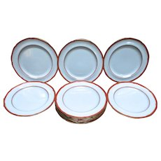 Copeland Spode England New Stone Dinner Plates Set of 12  sc 1 st  Ruby Lane & Vintage By Function Porcelain u0026 Pottery Plates | Ruby Lane - Page 67