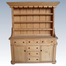 Hand made dresser with contents by De Young1973