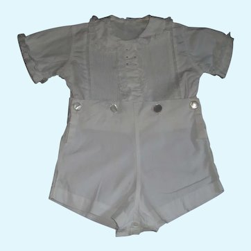 Delightful romper suit for large doll or bear