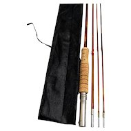 Split Bamboo Fly Rod 9 Ft. 3/2 South Bend
