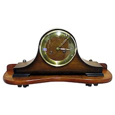 Wall Shelf Solid Walnut Clock Shelf