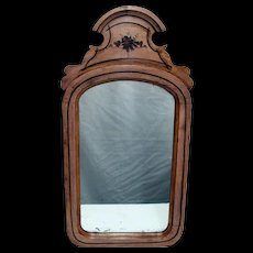 Mirror American Cottage Period Furniture Hand Painted Pine