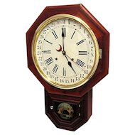 Waterbury Calendar Wall Clock
