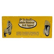 Dr. Scholls Arch Support Drugstore Retail Box