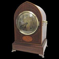 Quarter Hour Chiming Mantle Clock By Winterhalder And Hofmeier
