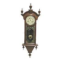 Antique New Haven Wall Clock Winnipeg Model