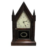 50% Off Sale American Made Mantle Clock Runs and  keeps Time