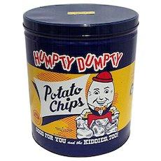 Humpty Dumpty Potato Chip Tin
