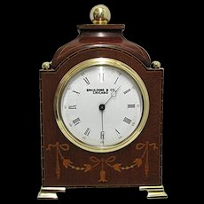 SOLD   Antique French Mantel Clock 100% Original and Fully Restored