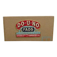 Advertising Pocket Cigar Box For DO-U-N0