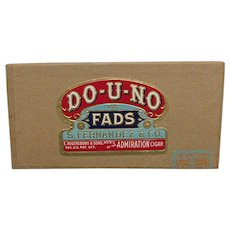 Advertising Pocket Cigar Box For DO-U-N0