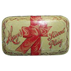 Mayos Advertising Pocket Tobacco Tin