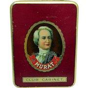 MURAT Pocket Advertising Cigar Tin