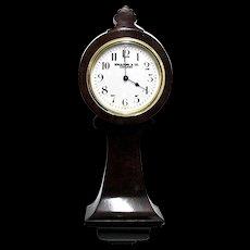 SOLD   Rare Wall Clock Antique French Tavern Clock 100% Original