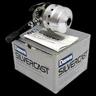 Daiwa Silvercast 208RL Fishing Reel with Box