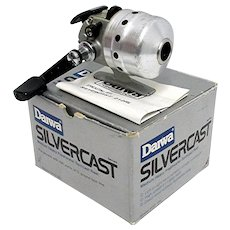 Fishing Reel with Box Daiwa Silvercast 208RL