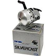 Daiwa 208RL Silvercast Spin Cast  Fishing Reel in Box