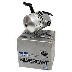 Fishing Reel in Original Box Daiwa Silvercast 208RL