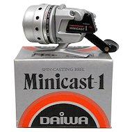 Daiwa Spin Cast Reel MINT in Box
