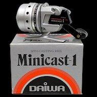 Daiwa Spin Cast Reel MINT in Box
