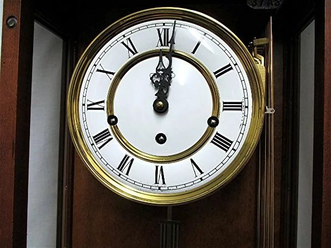 Sold See Others Clocks For Sale Triple Chime Wall Clock By