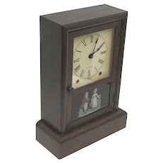 Seth Thomas 8 Day Chiming Mantel Clock