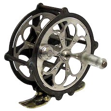 Pflueger Progress Brass Fly Fishing Reel