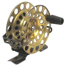 Shakespeare Winner Skeleton Fly Fishing Reel